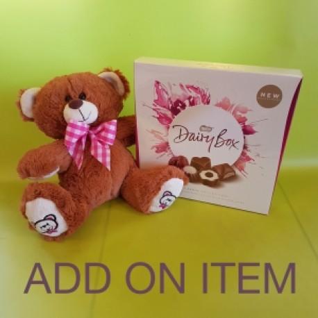 Teddy and Chocolates